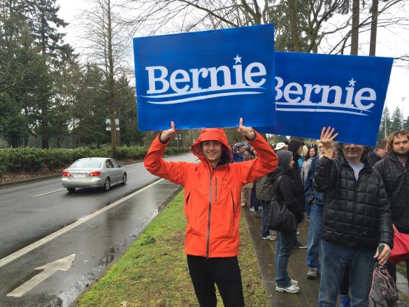 Bernie Sanders politics campaign