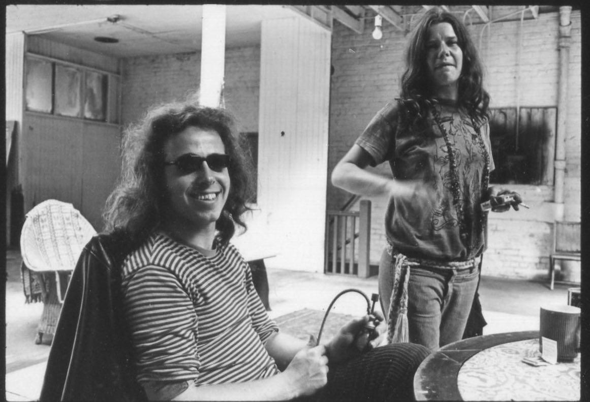 Dave Getz Janis Joplin