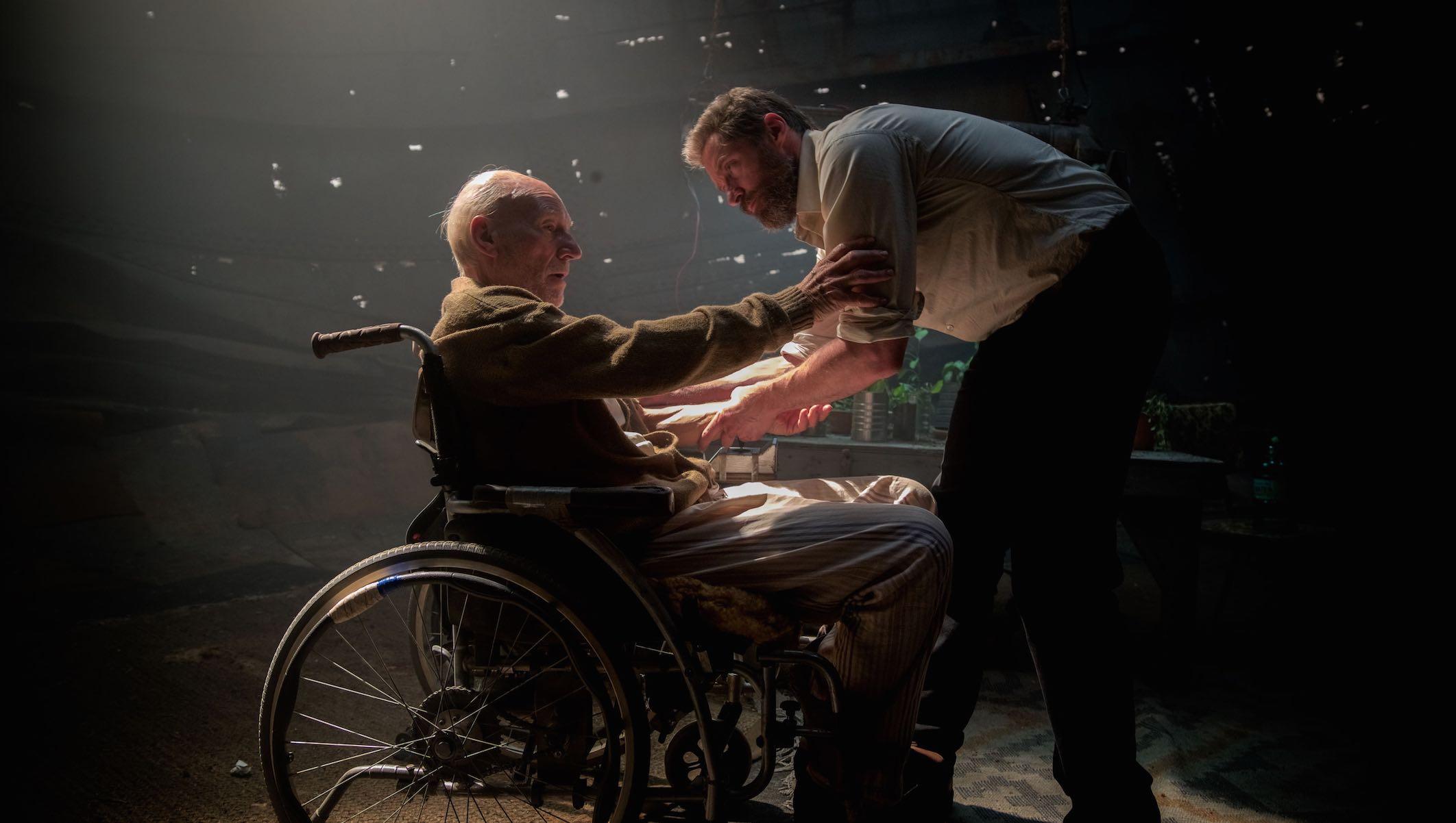 X-Men Logan Jackman Stewart