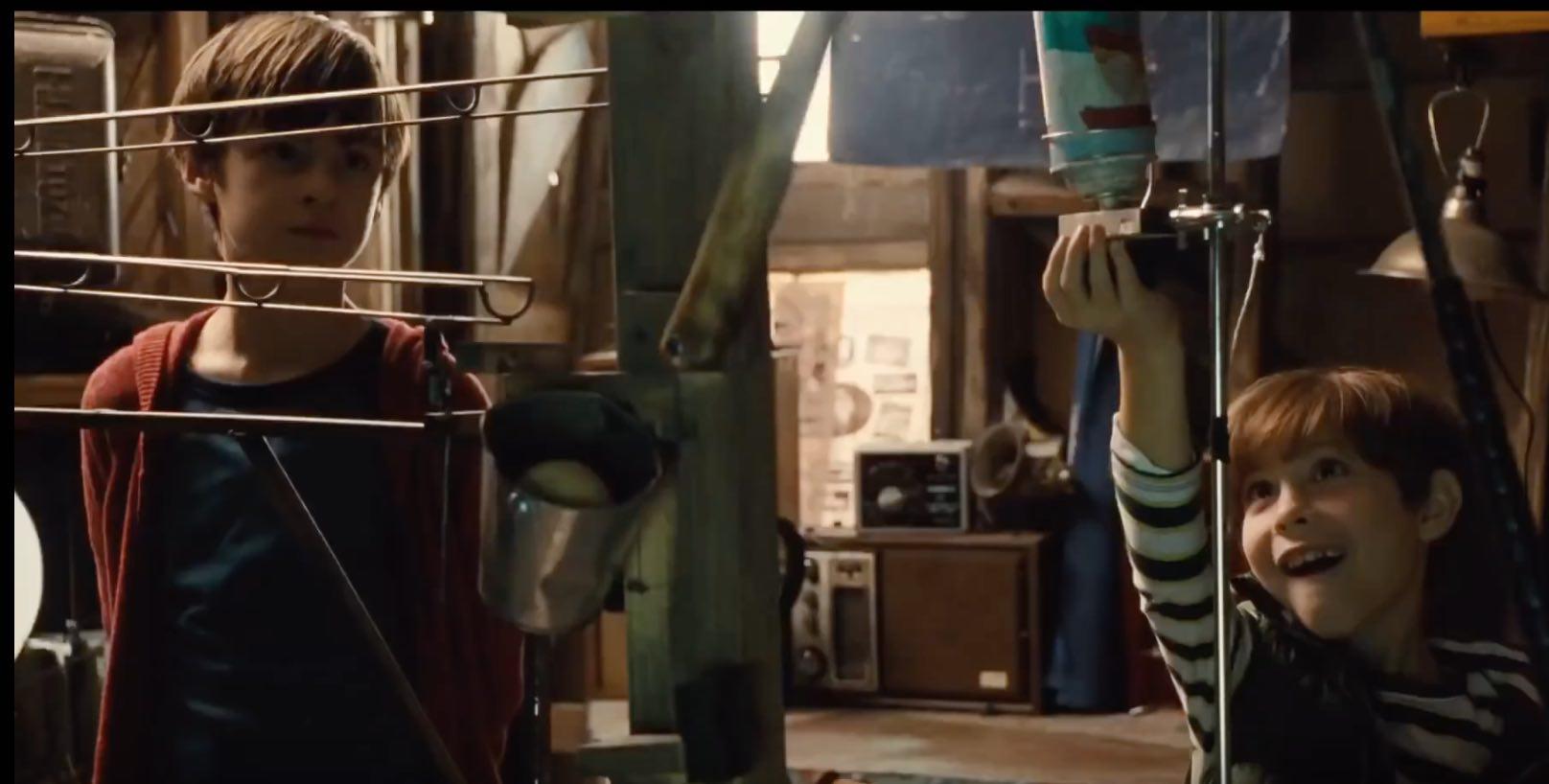 Rube Goldberg Henry