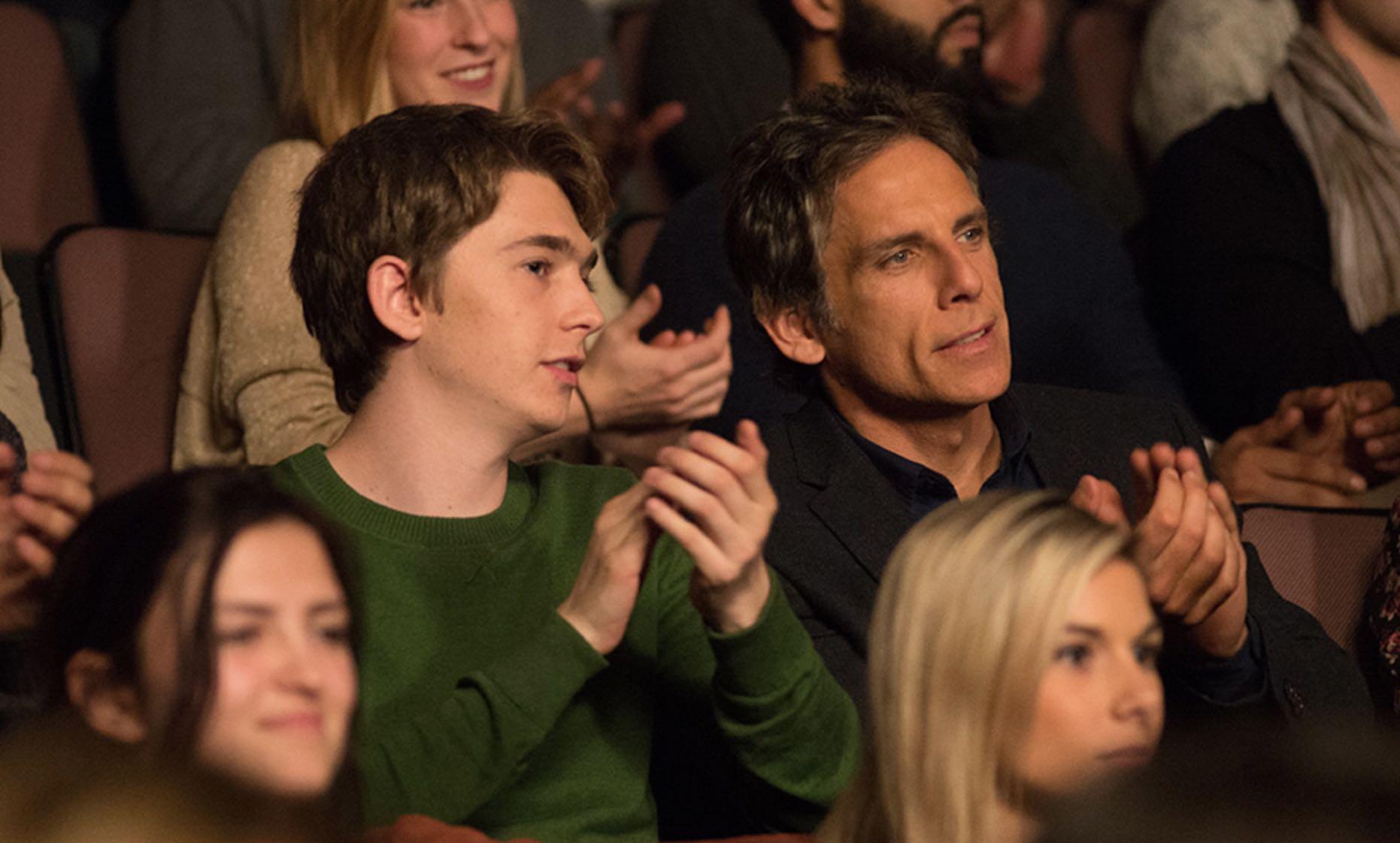Brads Status Ben Stiller Austin Abrams