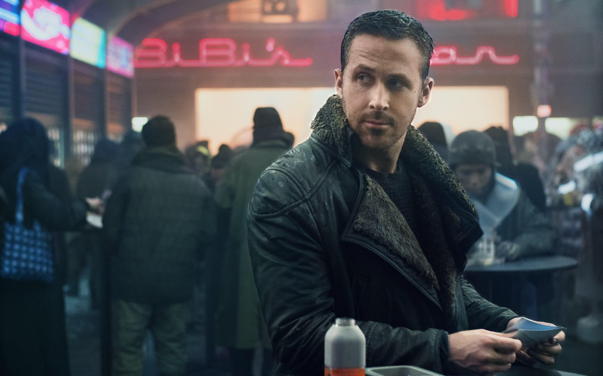 Blade Runner 2049 Gosling