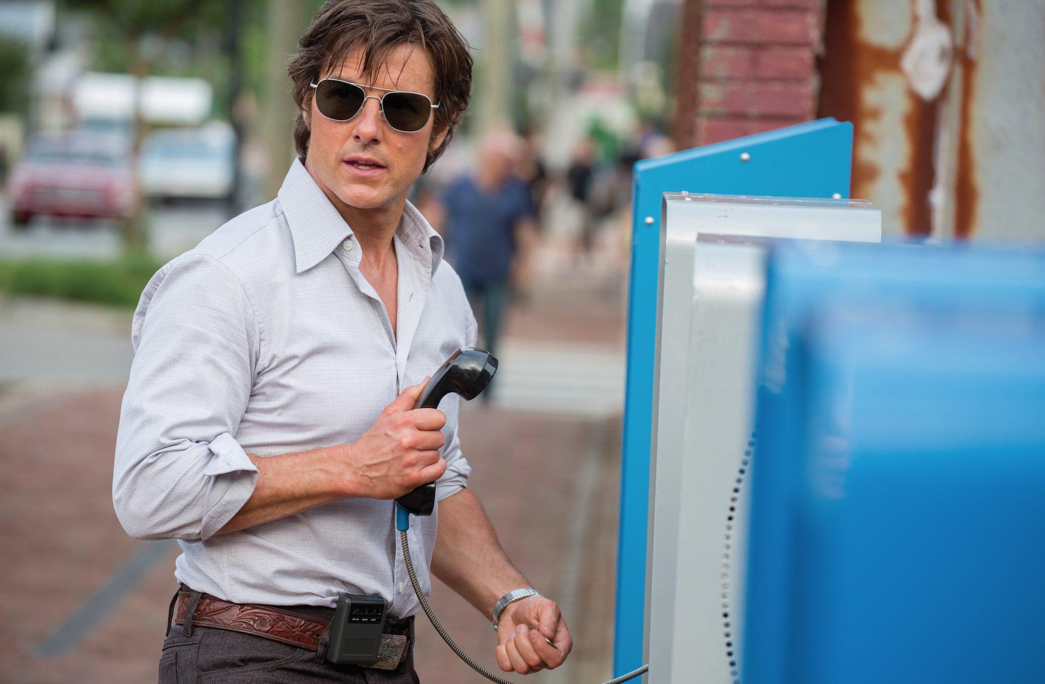 Tom Cruise David James photo