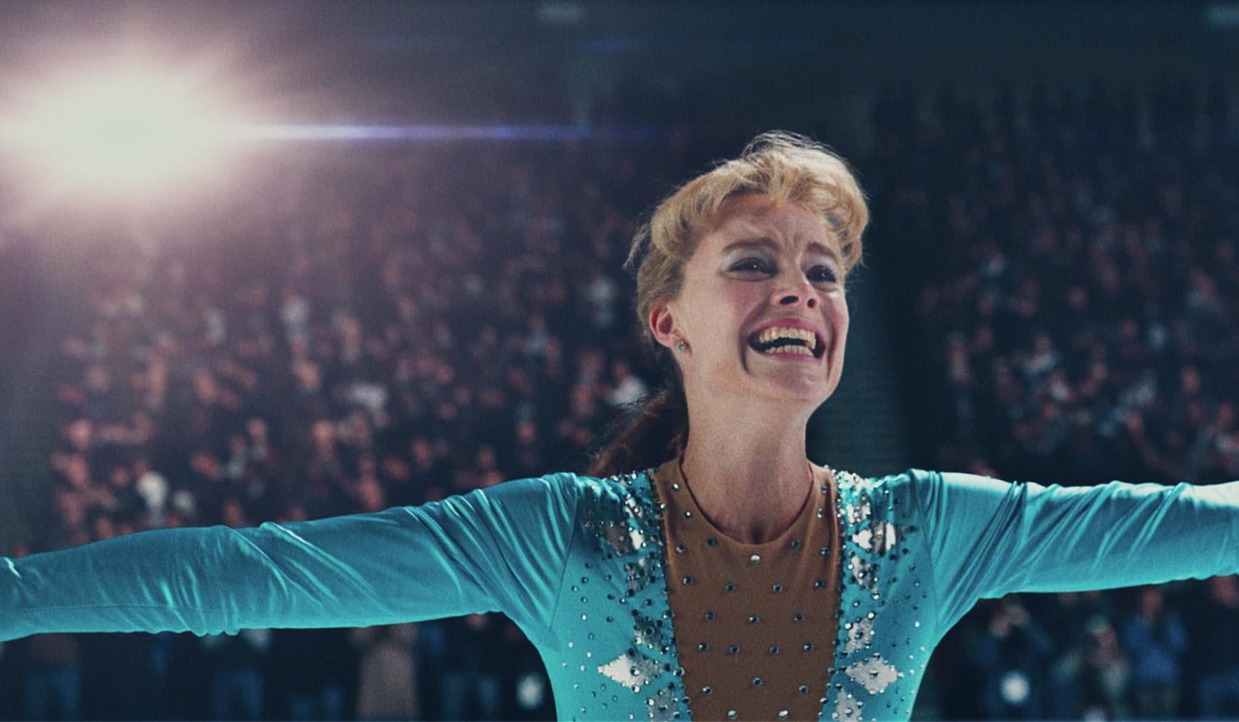 Tonya Harding Margot Robbie Figure Skating movie