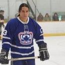 AJ Kapashesit hockey