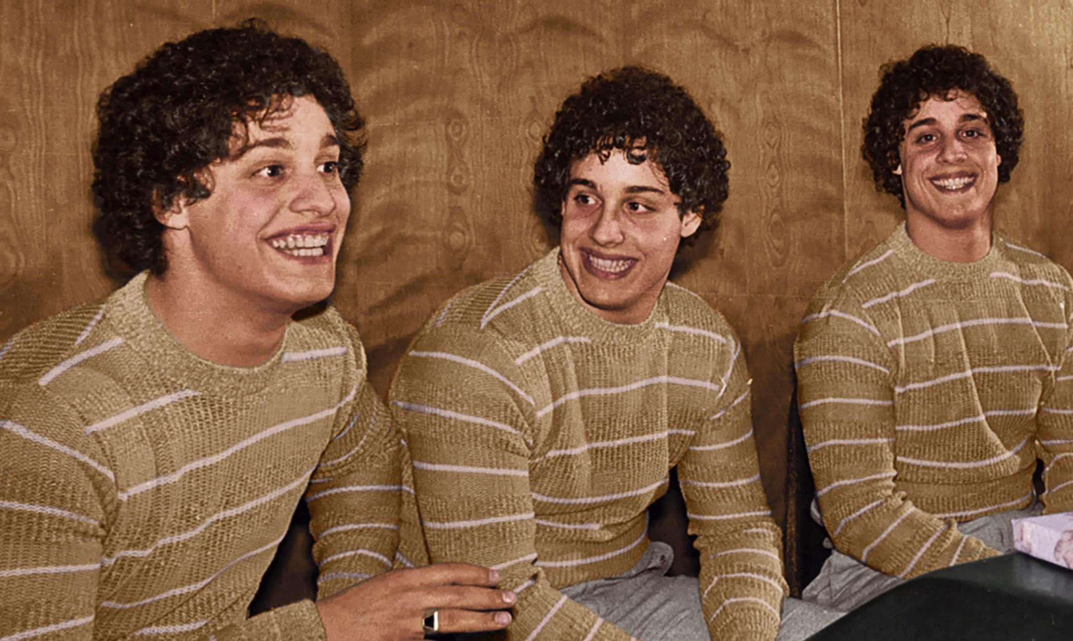 Tim Wardle Three Identical Strangers Kellman Shafran Galland