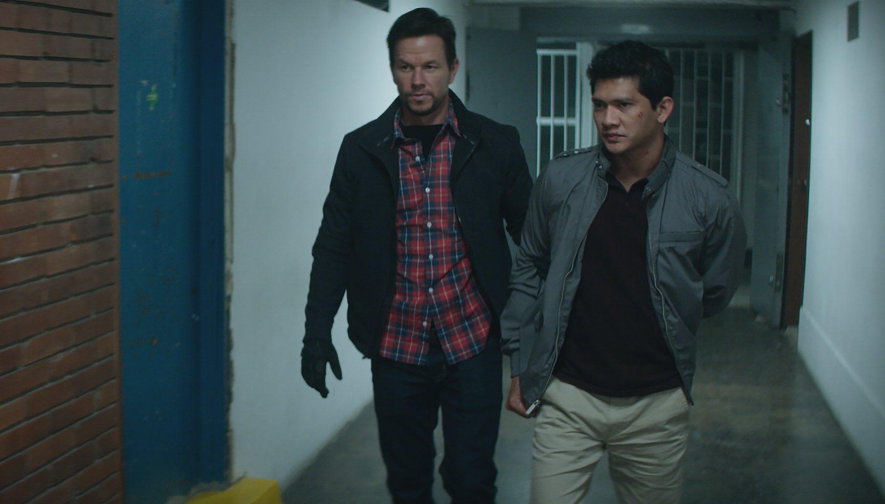 Mark Wahlberg Iko Uwais Mile 22 Movie