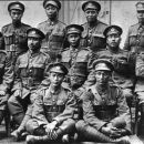 Japanese Canadian soldiers