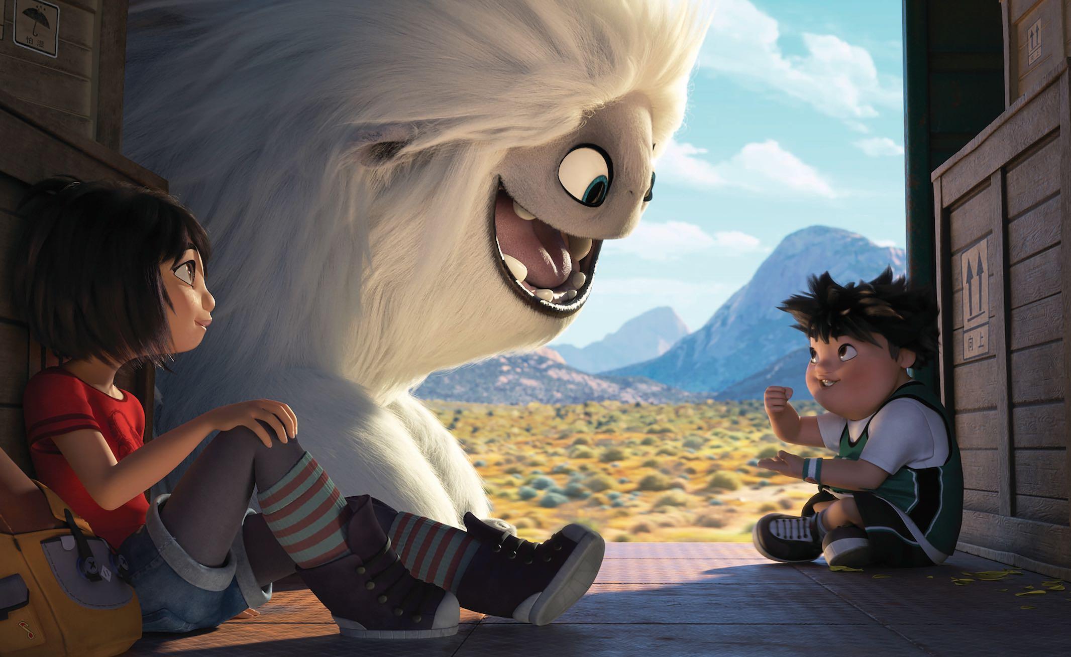 Abominable Yeti