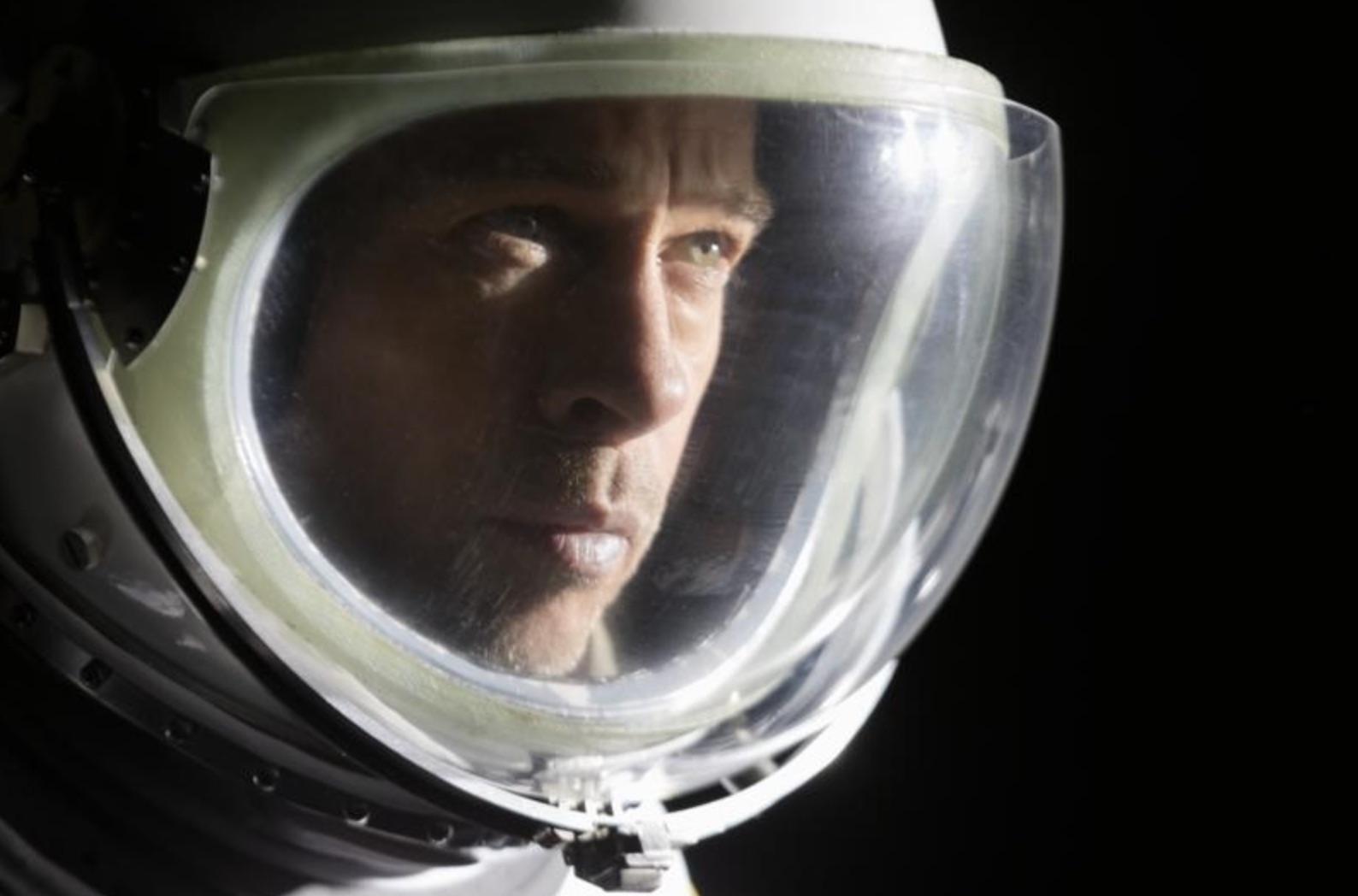 Brad Pitt Ad Astra movie James Gray