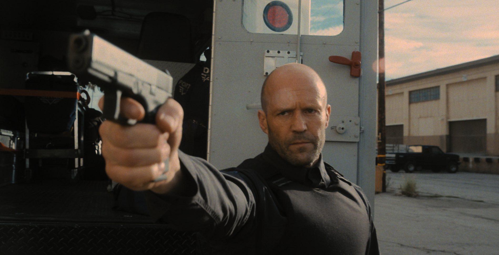 Jason Statham Wrath of Man movie review