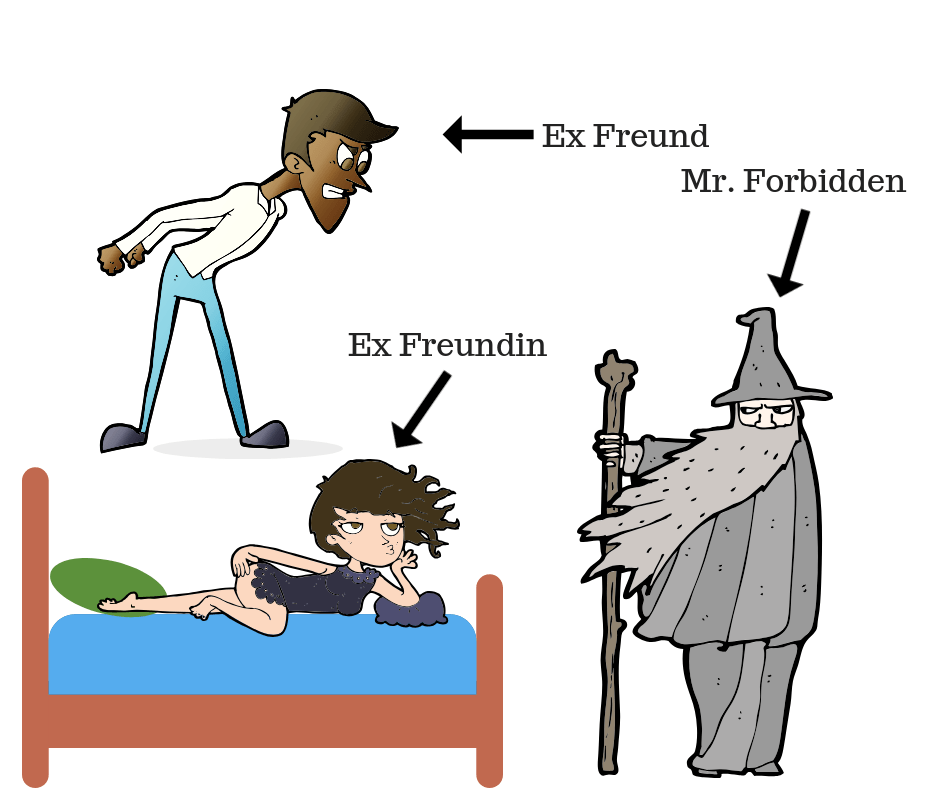 rache am ex freund - mr forbidden