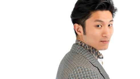 Male Headshot White Background