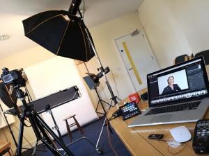Location photography studio
