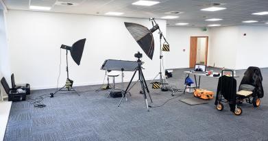 Exeter photography studio