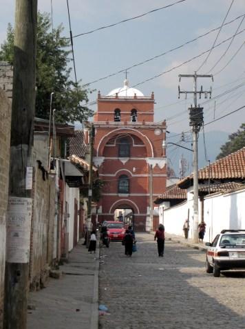 Arco del Carmen