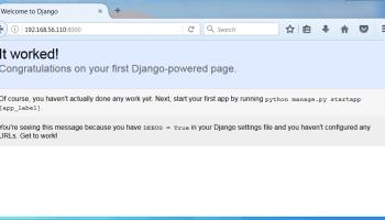 Setup Django with MySQL on CentOS 7 - Exabig