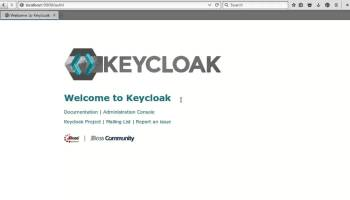 Setup Keycloak Docker Container - Exabig