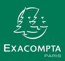 Exacompta Paris Green Logo