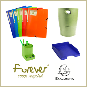 Forever Exacompta PP Filing and Desktop