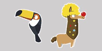 Maildor Sticky Stickers