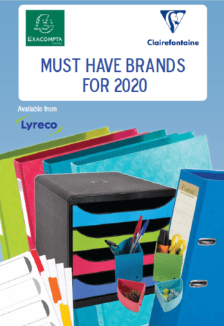 Lyreco Must Have Brands for 2020