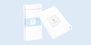 Clairefontaine 'Triomphe' correspondence white envelopes