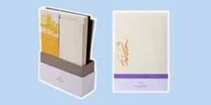 G.Lalo design card sets in various designs, from ExaClair Limited