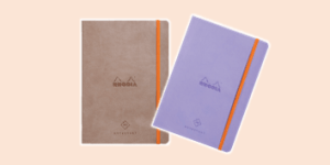 Rhodia Perpetual Calendar/Diary Notebook Range, available from ExaClair Limited