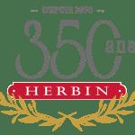Herbin 350th Anniversary Logo