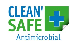 Exacompta Clean'Safe Antimicrobial Stationery Logo