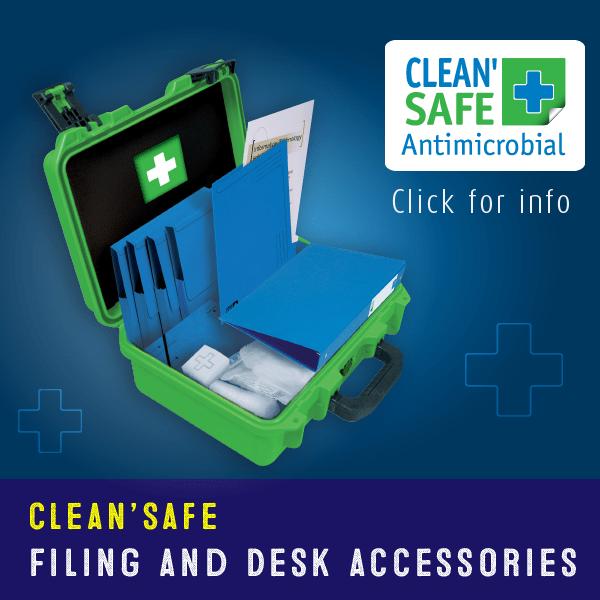 Exacompta Clean'Safe