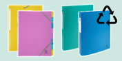 Exacompta Forever Young Recycled Filing Stationery