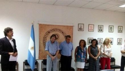 Silvana Cordero asumió la Secretaría Administrativo Financiera de Exactas