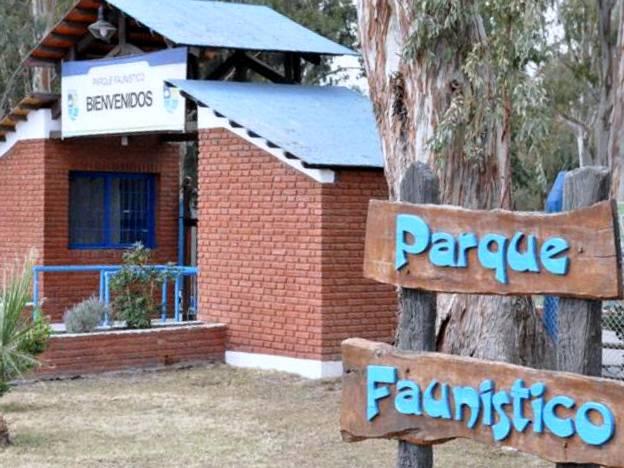 Alumnos de Biología desarrollaron actividades educativas en el Parque Faunístico