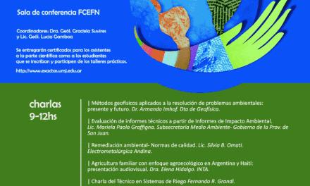Jornada sobre Medio Ambiente 2014