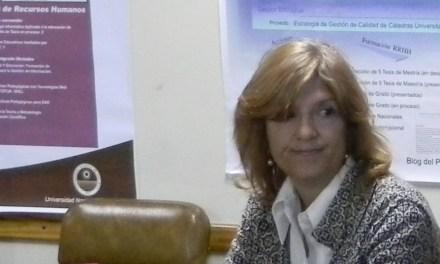 """Adriana de Luca: """"Hay que aprovechar las TIC con buenas propuestas educativas"""""""