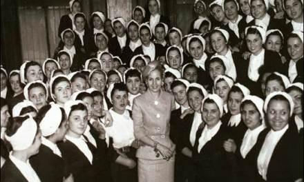 """Exactas presenta la película """"Las enfermeras de Evita"""""""
