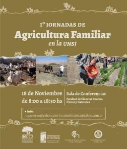 Jornadas de agricultura familiar