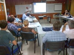 Workshop Argentino-Alemán de Geotermia