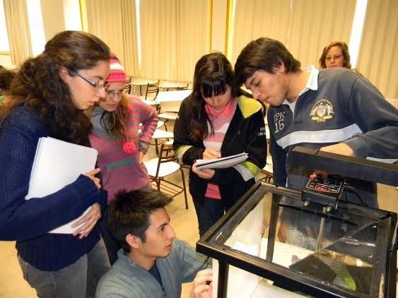 Posgrado: Trabajo experimental y tecnologías en Física, algunas aplicaciones