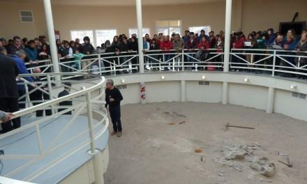 Inauguró el Museo William Sill, lugar de trabajo de científicos de Exactas