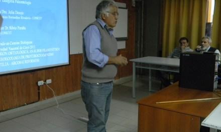 Inició el Ateneo 2015 del Instituto de Geología en Exactas