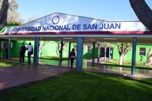 Inauguración del edificio de la Escuela de Ciencias de la Salud