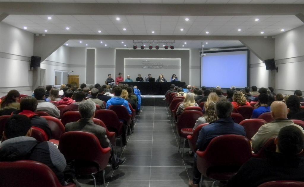 Exitoso comienzo del II Congreso Curricular de Ciencias de la Computación