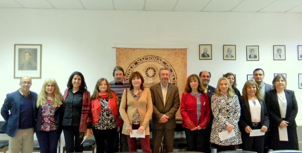 Asunción de Directores Departamentales