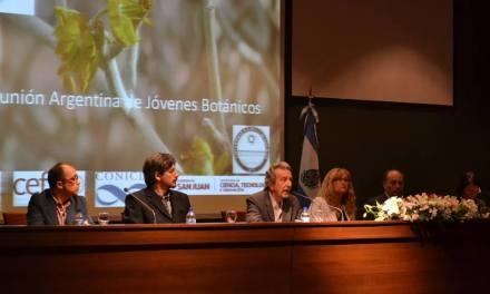 Exitoso comienzo de la 2° Reunión Argentina de Jóvenes Botánicos
