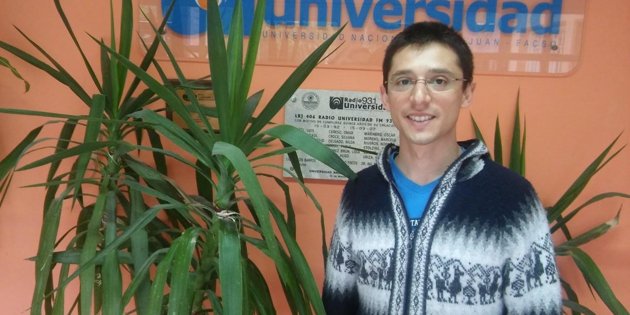 Gonzalo Díaz, grandes telescopios, grandes aprendizajes