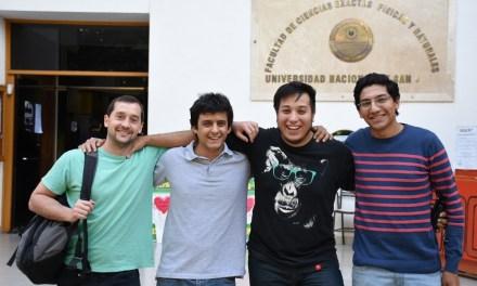 Alumnos de Geología participaron de la Escuela de Verano de YPF