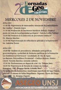 programa-2-de-noviembre ASEGEO